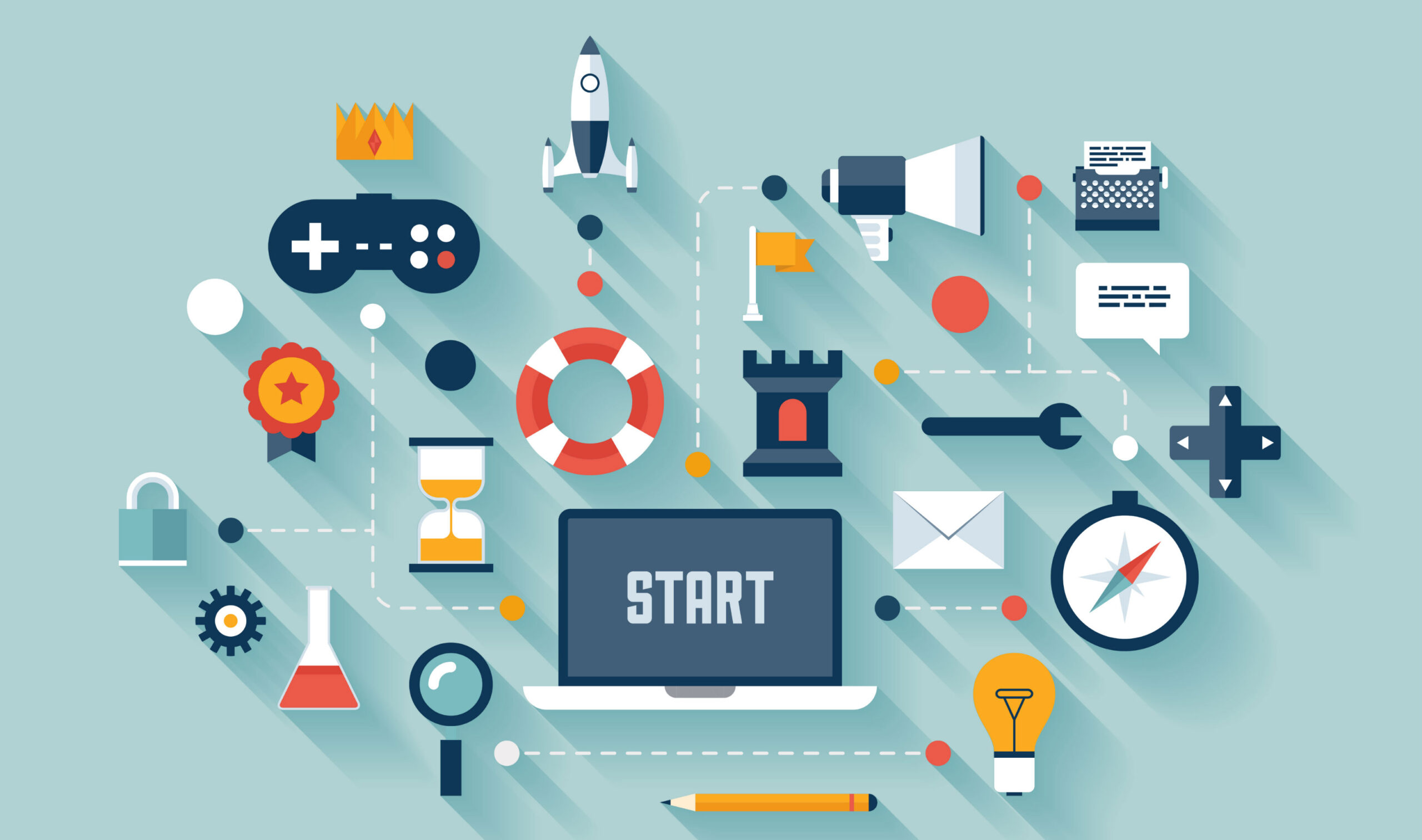 Gamification of the User Journey